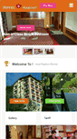 Mobile Preview of hotelrajdootshimla.in